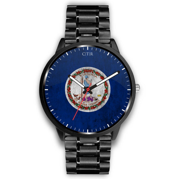 Choose to Rep Virginia Flag watch, state watch, city watch, country watch