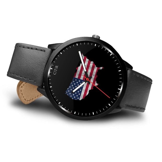 wc-fulfillment Watch United States - Flag Watch