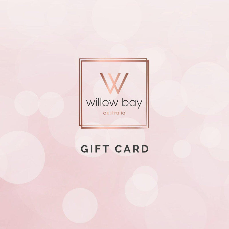 Gift Card-Willow Bay