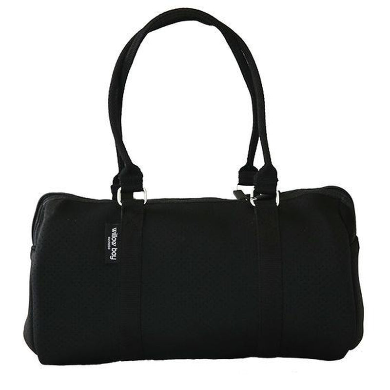 HANDBAG Neoprene - BLACK-Willow Bay