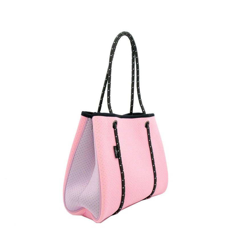 KIDS DAYDREAMER NEOPRENE TOTE BAG - Pink/Soft Lilac-Willow Bay