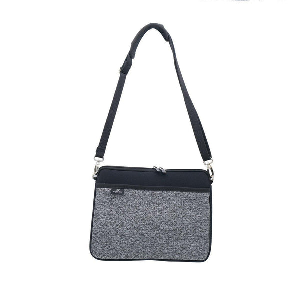 KIDS IPAD BAG - Black/Marle-Willow Bay