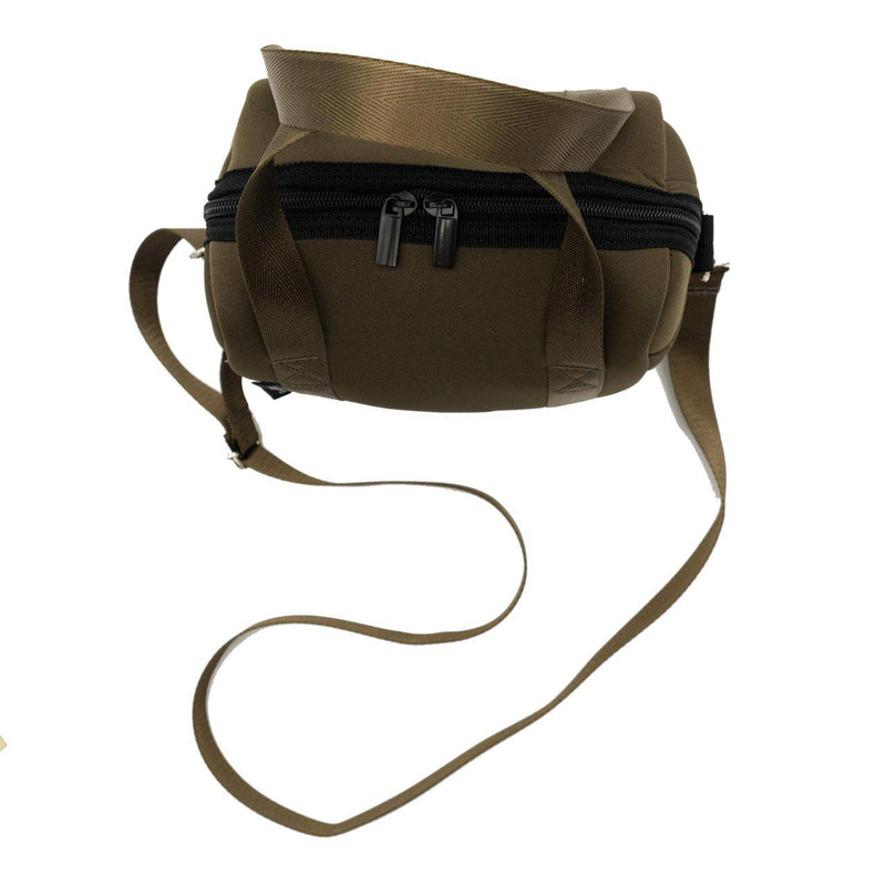 VOGUE Mini Neoprene Day Bag - OLIVE-Crossbody-Willow Bay Australia