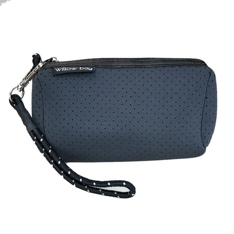 WRISTLET Neoprene - CHARCOAL-Willow Bay