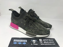 VNDS Adidas NMD R1 Utility Grey BZ0222 Size 9.5 with replacement box!
