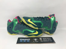 Nike Lebron 11 XI T-Rex (GS) 621712-300 size 7Y with replacement box.