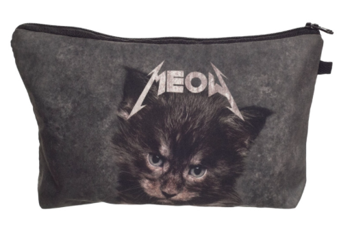 Heavy Metal Kitty