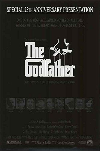 Godfather - Authentic Original 26.75