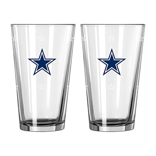 NFL 16-Ounce Color Changing Pint Glass