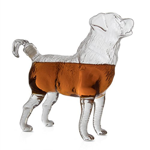 Dog Shaped  Decanter - 500ml