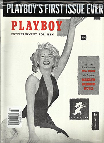 FIRST ISSUE EVER THE FAMOUS MARILYN MONROE FIRST TIME IN ONLY, 2014