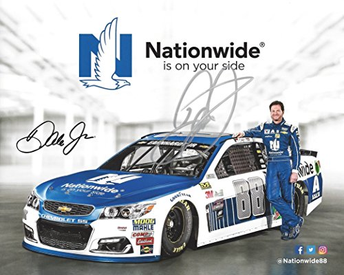 AUTOGRAPHED 2017 Dale Earnhardt Jr. #88 Nationwide Series Racing FINAL SEASON (Monster Energy Cup Series)