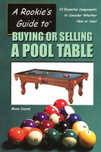 A Rookie's Guide to Buying or Selling a Pool Table