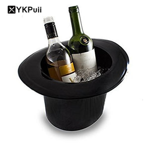 4L Top Hat Cap Shaped Ice Bucket