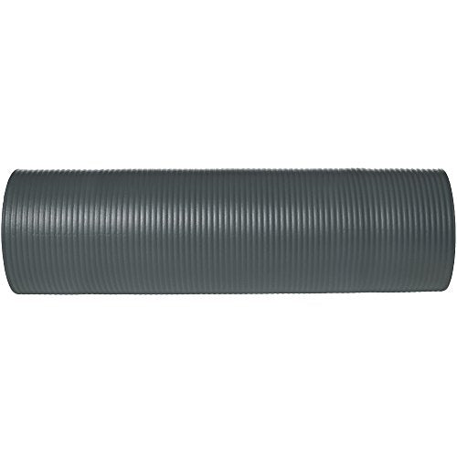 AmazonBasics 1/2-Inch Extra Thick Exercise Mat with Carrying Strap, Steel - Dans Awesome Store