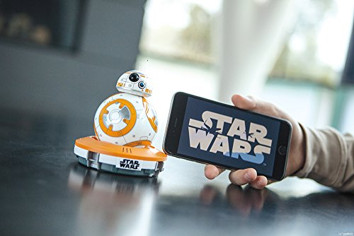 NEW Sphero Star Wars BB-8 App-Enabled Droid Disney The Force Awakens Autonomous - Dans Awesome Store