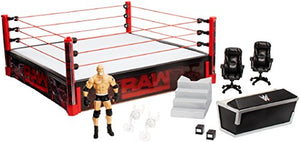 WWE Elite Collection Raw Main Event Ring Playset - Dans Awesome Store