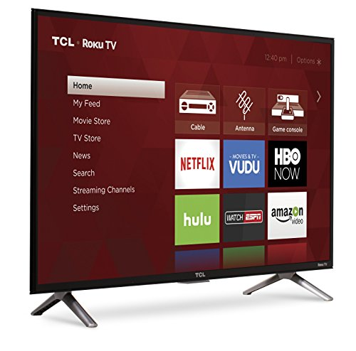 TCL 32S305 32-Inch 720p Roku Smart LED TV (2017 Model) - Dans Awesome Store
