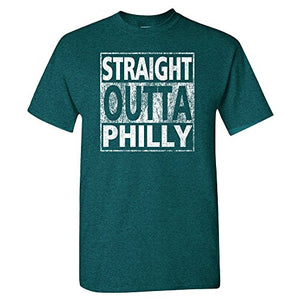 Xtreme Philadelphia Straight Outta Philly Shirt (From Small to XXXL) - Dans Awesome Store