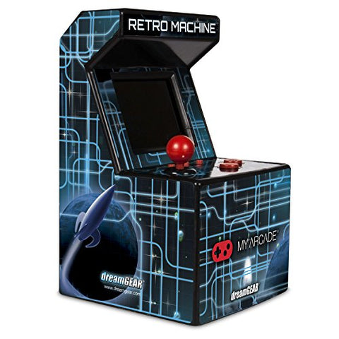 My Arcade Retro Arcade Machine Handheld Gaming System with 200 Built-in Video Games - Dans Awesome Store
