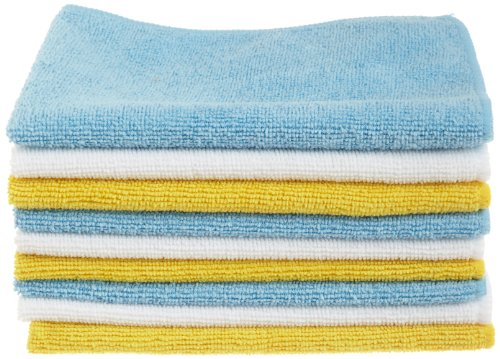 24 Pack Microfiber Cleaning Cloth Car Anti-Scratch Rag Towel Detailing Polishing - Dans Awesome Store