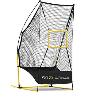 SKLZ Quickster 4-in-1 Multi-Skill Football Training Net - Dans Awesome Store