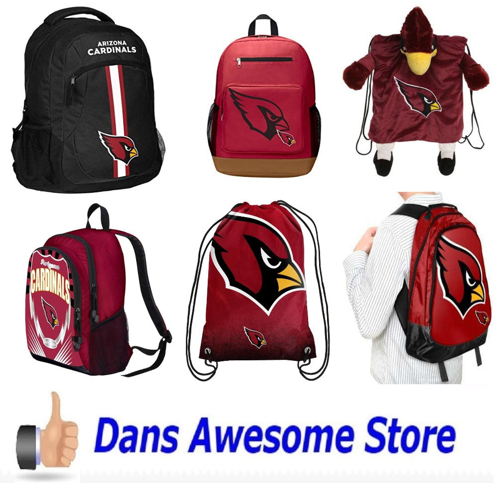 Arizona Cardinals Backpack - Dans Awesome Store