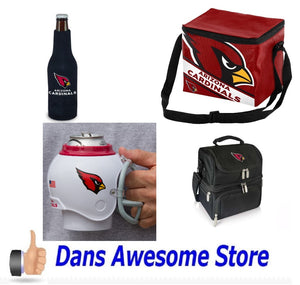 Arizona Cardinals Cooler - Dans Awesome Store