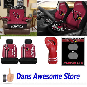 Arizona Cardinals Cover - Dans Awesome Store