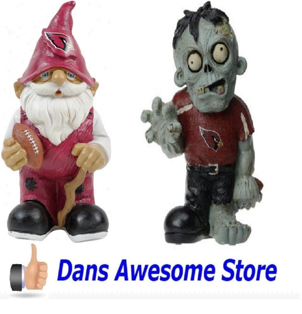 Arizona Cardinals Garden Gnome - Dans Awesome Store