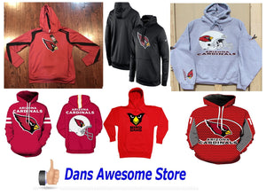 Arizona Cardinals Hoodie - Dans Awesome Store