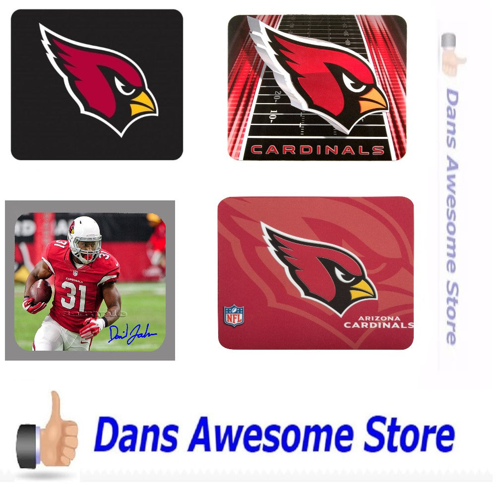 Arizona Cardinals Mouse Pad - Dans Awesome Store