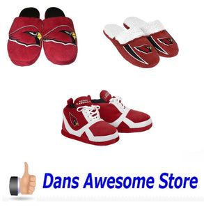 Arizona Cardinals Slippers - Dans Awesome Store