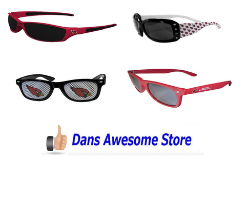 Arizona Cardinals Sunglasses - Dans Awesome Store