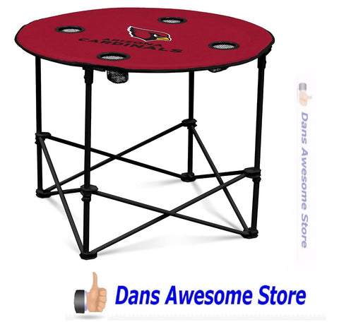 Arizona Cardinals Table - Dans Awesome Store