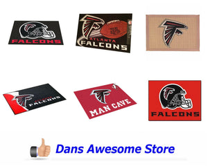 Atlanta Falcons Mat - Dans Awesome Store