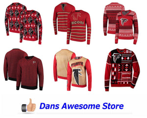 Atlanta Falcons Sweater - Dans Awesome Store