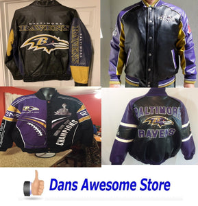 Baltimore Ravens Jacket - Dans Awesome Store