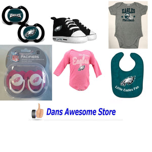Philadelphia Eagles Babies - Dans Awesome Store