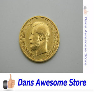 Russian Coin - Dans Awesome Store