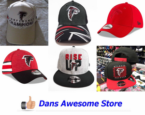 Atlanta Falcons Hat - Dans Awesome Store