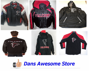 Atlanta Falcons  Jacket - Dans Awesome Store