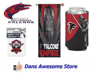 Atlanta Falcons Star Wars - Dans Awesome Store