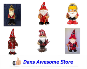 Atlanta Falcons Garden Gnome - Dans Awesome Store