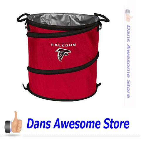 Atlanta Falcons Cooler, Hamper or Trash Can - Dans Awesome Store