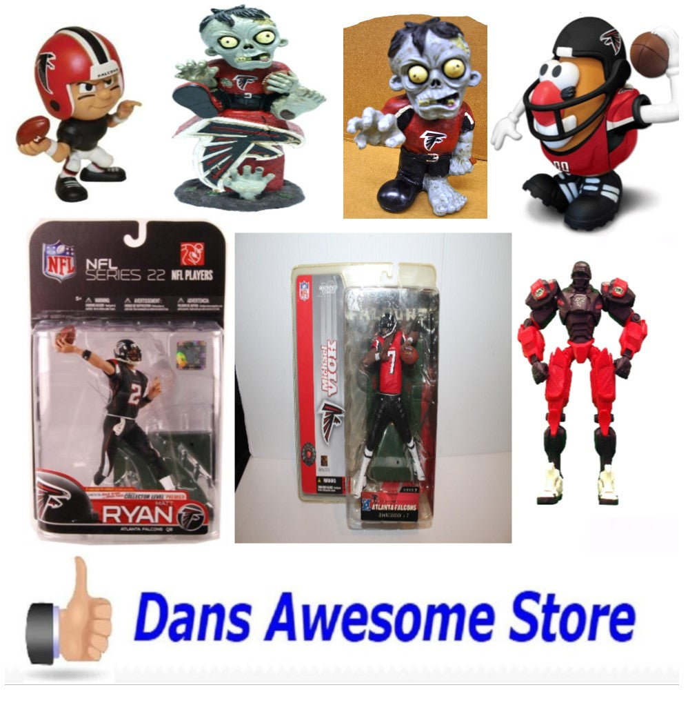 Atlanta Falcons Figure - Dans Awesome Store