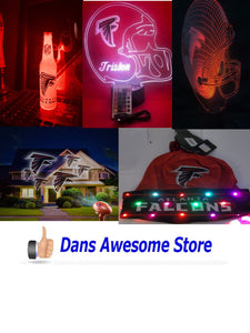Atlanta Falcons LED - Dans Awesome Store