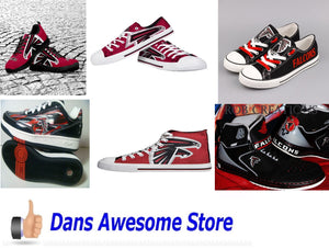 Atlanta Falcons Shoes - Dans Awesome Store
