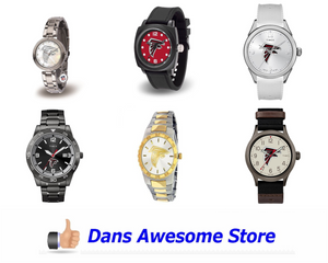 Atlanta Falcons Watch - Dans Awesome Store