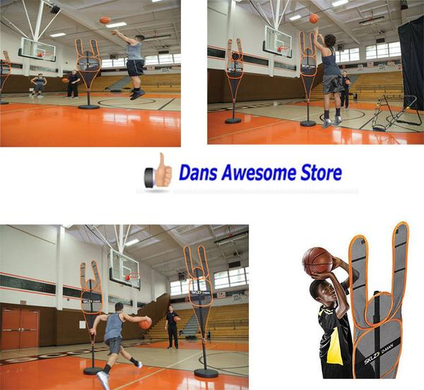 Basketball Training Equipment Trainer Builds Offensive Skills Shot Trajectory - Dans Awesome Store
